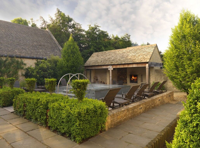 Calcot Manor, The Cotswolds