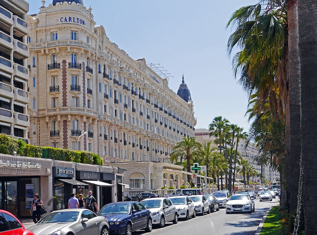 cannes street