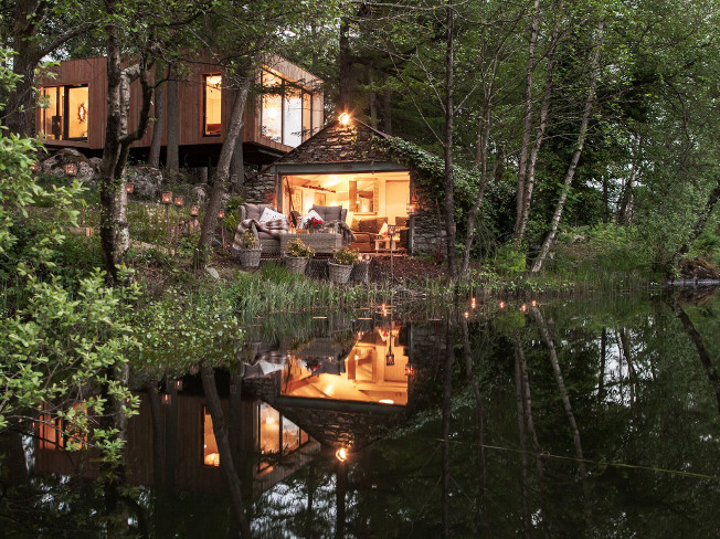 Gilpin Lake House & Jetty Spa, Lake District