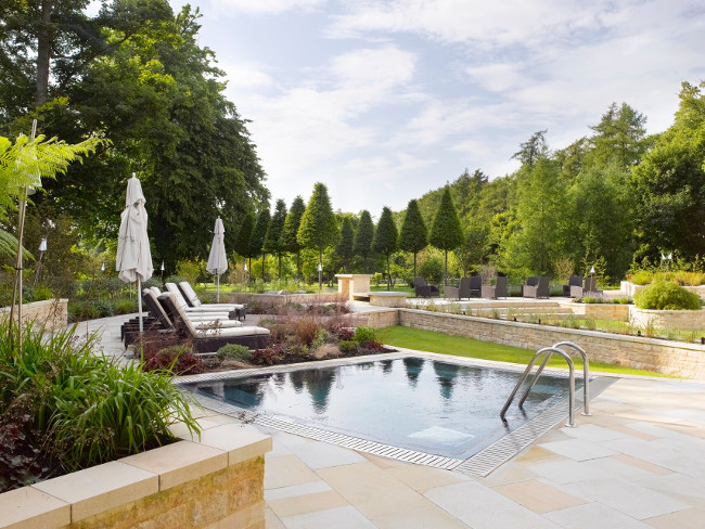 Lucknam Park Spa, Wiltshire
