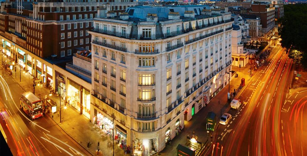 London Marriott Park Lane launches Mr. Mayfair package for men
