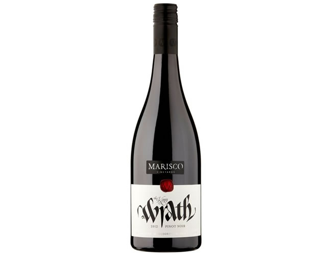 The King's Wrath Pinot Noir (75cl)