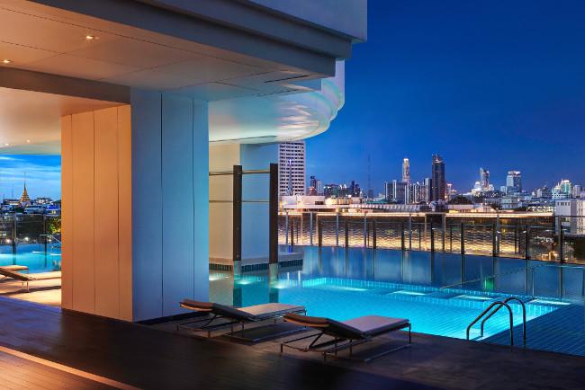 The Millennium Hilton, Bangkok in Thailand