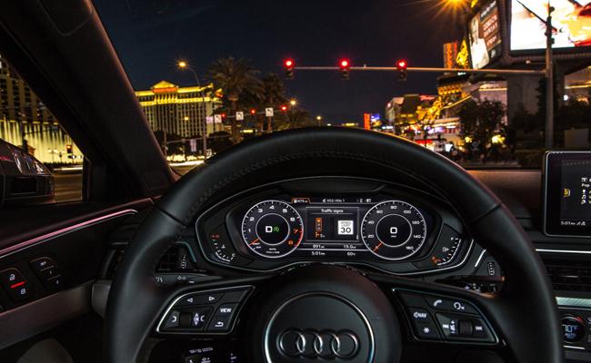 Autonomous driving technology takes a step forward.