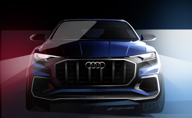 Looking ahead are Audi who are set to unveil a raft of announcements at the North American show.