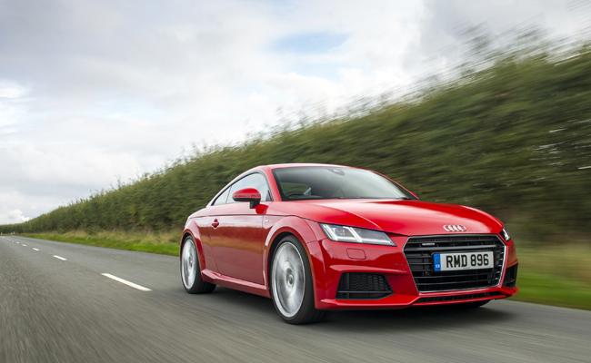 Introducing the Audi TT Quattro.
