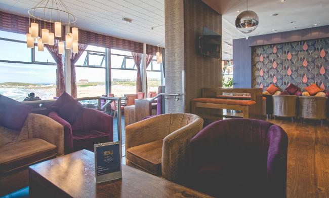 The Bay Bar Fistral Beach Hotel
