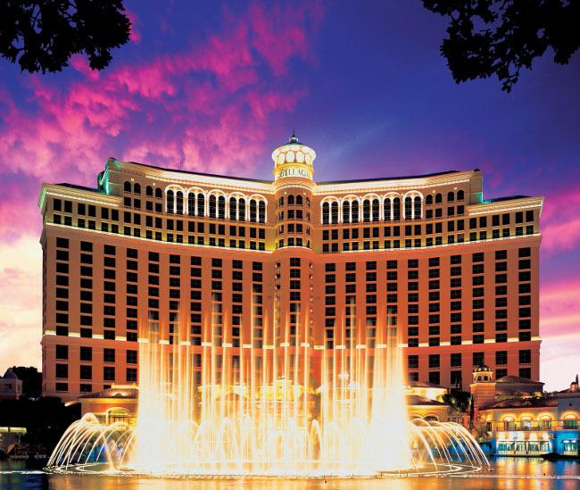 The Bellagio-Las Vegas