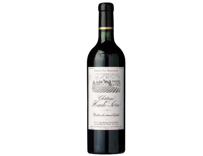 Château de Haute Serre Grand Vin Seigneur AOC Cahors 2012 (75cl)
