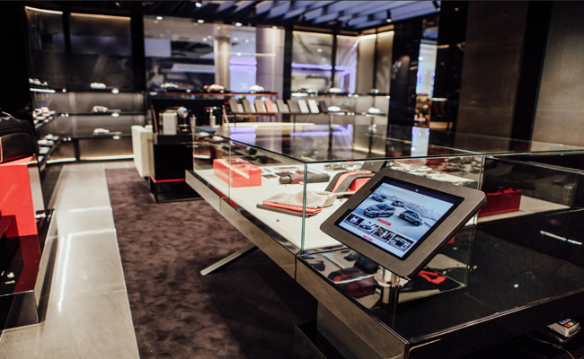 This 140m2 showcase is now open to visitors. Seven DS Advisors have been appointed to welcome guests, provide information about the DS brand and to bring the DS experience to life.