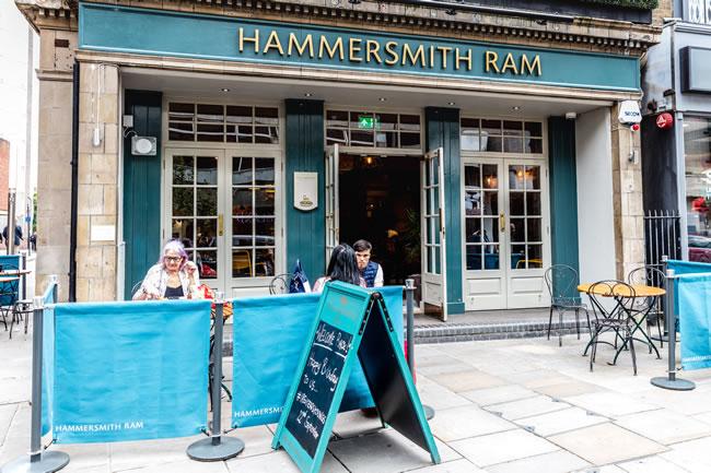 The Hammersmith Ram, Hammersmith in London