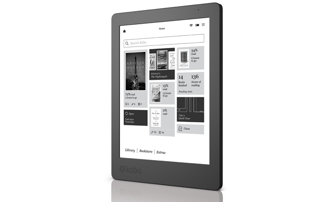 Indulge in a spot of escapism in a book thanks to the latest offering from Kobo - the Aura One.