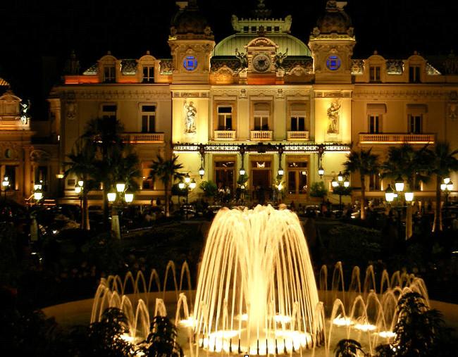Monte Carlo Casino-Monaco