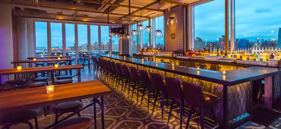 Mr Purple Bar New York City