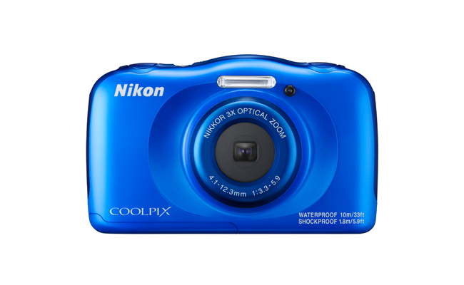 Prepare to capture your special moments in all circumstances with the very capable Nikon COOLPIX W100.