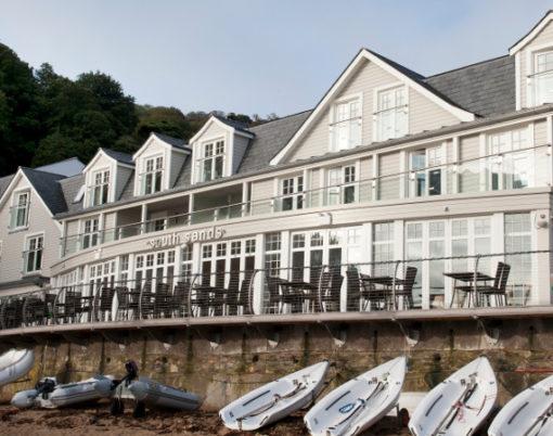 South Sands Hotel, Salcombe in Devon