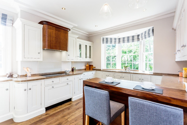 In pictures check out this luxurious renovation of the for Perfect kitchen harrogate