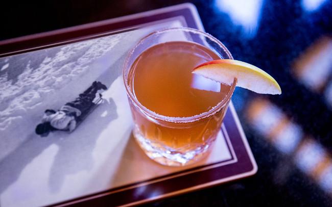 The Cresta Bar, The Goring