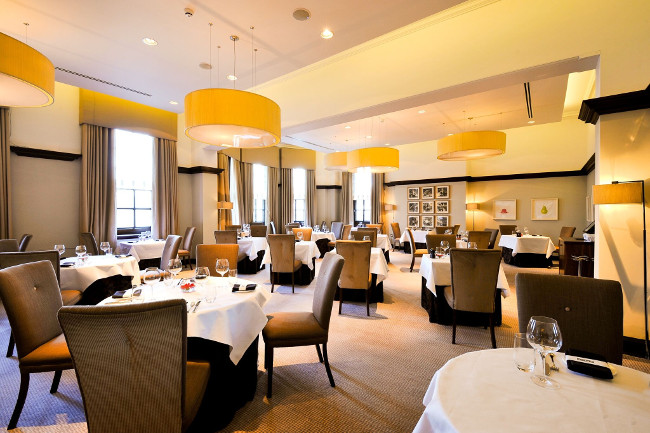 The Grand Hotel & Spa, Restaurant in York in Yorkshire