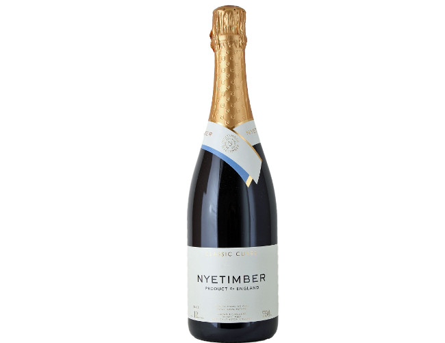 Nyetimber Classic Cuvee, English, Sparkling Wine (75cl)