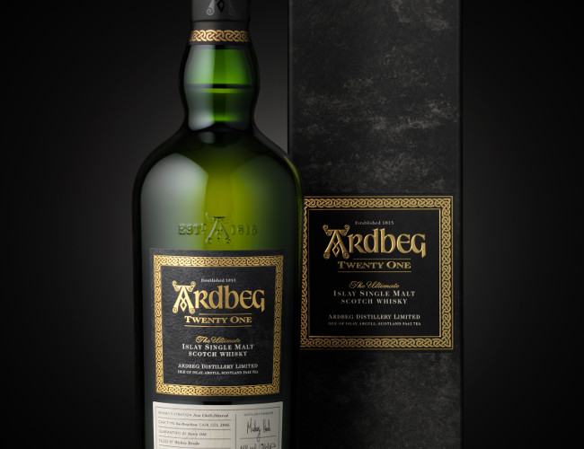 Ardbeg TwentyOne Whisky