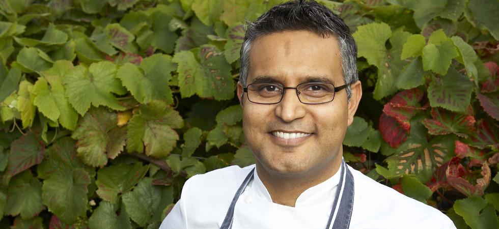 Michelin-starred Atul Kochhar