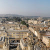 Panorama view from Abbey Tower, Bath