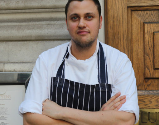 Daniel Mertl named new head chef at Fleet Street's Lutyens
