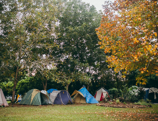 Krishna campsite (photo: Krishna Village)