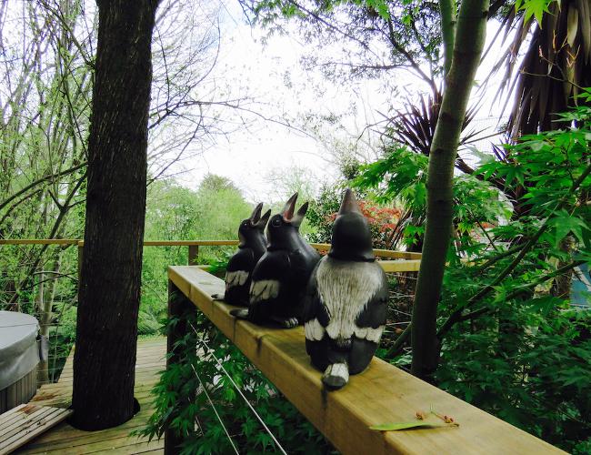 Lake House Daylesford Miriam Porter Magpies