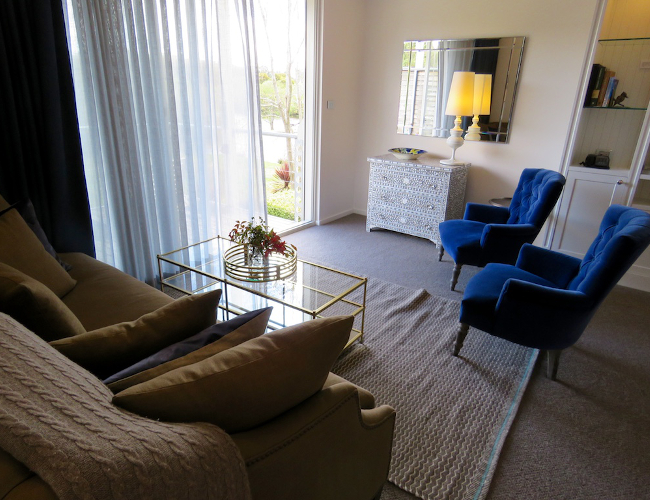 Lake House Daylesford Waterfront Suite