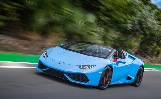 Another successful year for Lamborghini thanks to the highly popular Huracan model.