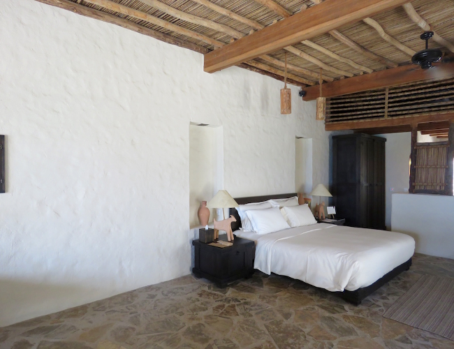 Six Senses Zighy Bay bedroom