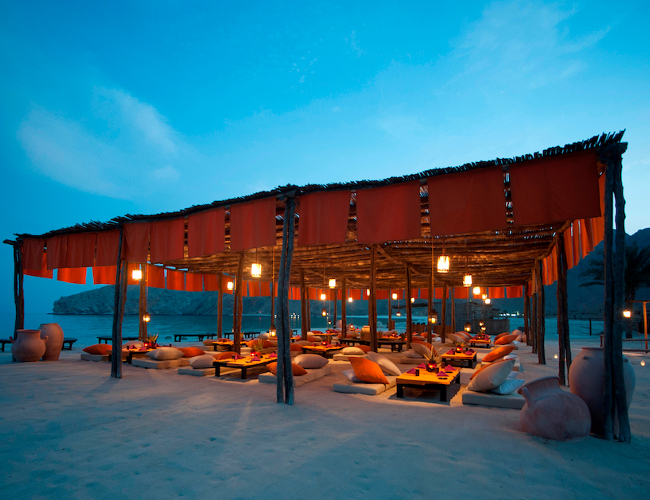Six Senses Zighy Bay Shua Shack