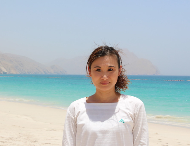 Six Senses Zighy Bay Rosalin Lau