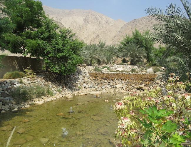 Six Senses Zighy Bay wadis