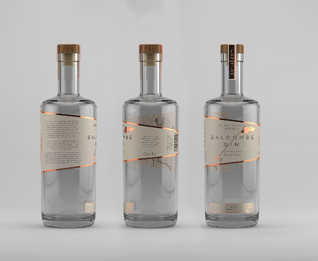 The Award Winning Gin That S Capturing The Spirit Of Salcombe In A Bottle Luxury Lifestyle