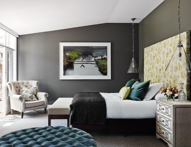 Lake House Daylesford Sutton Suite