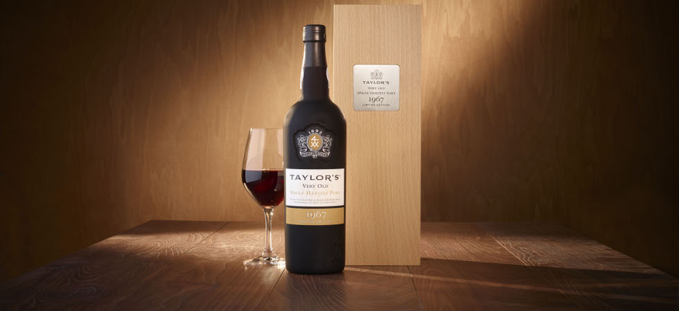 Taylor's releases 1967 Single Harvest Port