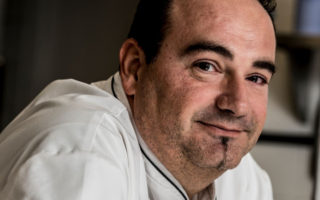 Michelin Star rated chef Alberto Rossetti