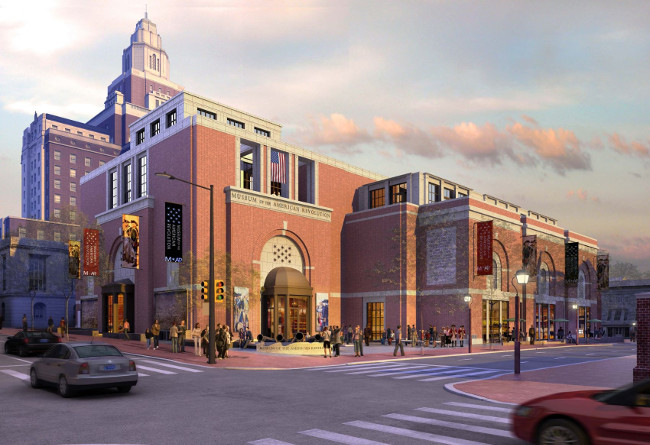 Museum of the American Revolution to open in April