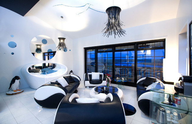 Antarctica Suite, Hotel Ranga, Iceland
