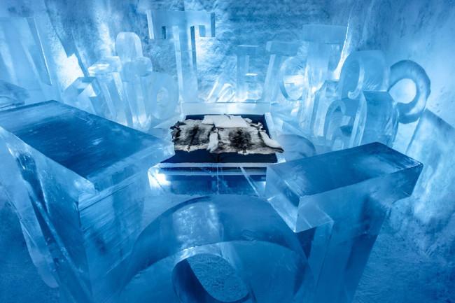 Art Suite 365, Icehotel, Sweden