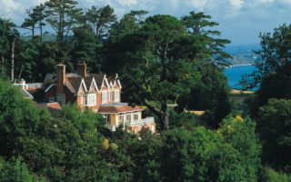 Orestone Manor, Maidencombe, Torquay in Devon