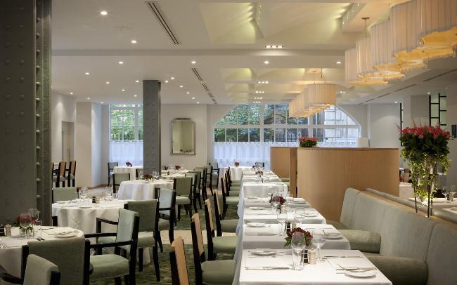 Fleet Street's Lutyens restaurant