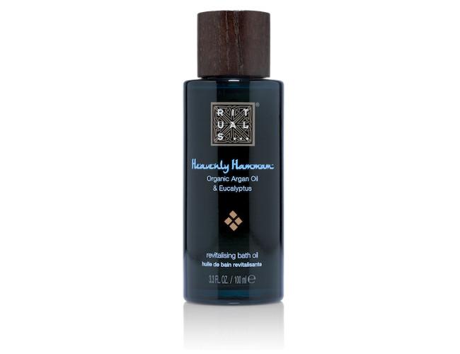 Rituals Hammam Massage Organic Argan Oil & Eucalyptus