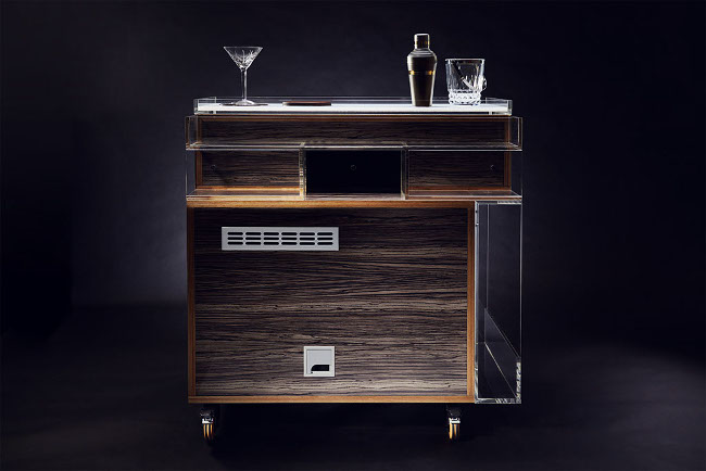In Pictures The World S Most Luxurious Amp Coolest Drinks