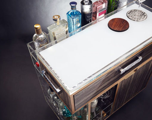GIN TROLLEY TOP