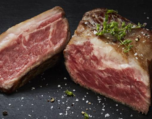 Japanese wagu steak