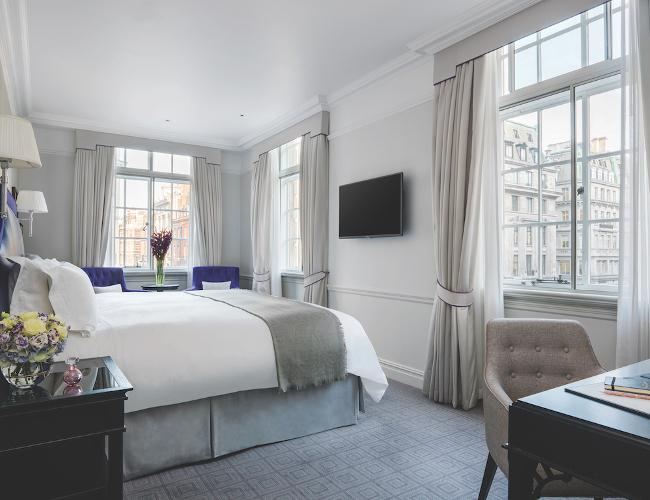 Langham London Grand Executive Room (credit Langham)